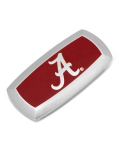 University of Alabama Crimson Tide Cushion Money Clip