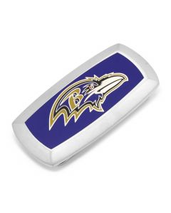 Baltimore Ravens Cushion Money Clip