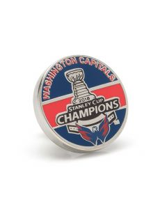 2018 Washington Capitals Stanley Cup Champions Lapel Pin
