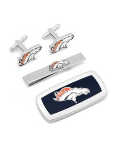 Denver Broncos 3-Piece Cushion Gift Set