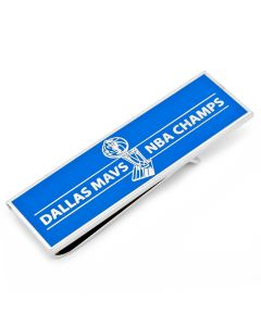 Dallas Mavericks 2011 Championship Money Clip