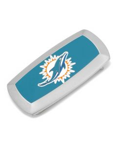 Miami Dolphins Cushion Money Clip