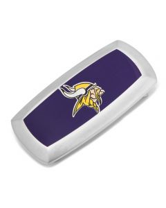 Minnesota Vikings Cushion Money Clip