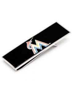 Miami Marlins Money Clip
