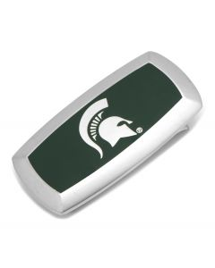 Michigan State Spartans Cushion Money Clip
