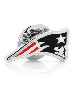 New England Patriots Lapel Pin