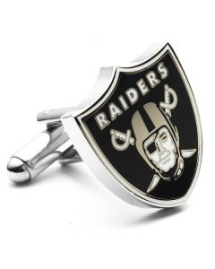 Las Vegas Raiders Cufflinks