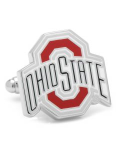 Ohio State University Buckeyes Cufflinks