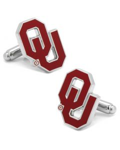 Oklahoma University Sooners Cufflinks