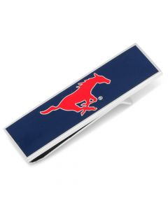 SMU Mustangs Money Clip
