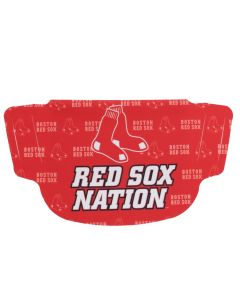 Boston Red Sox Dot Face Mask