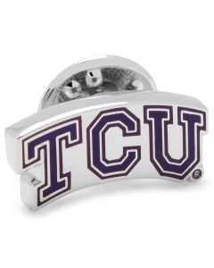 TCU Horned Frogs Lapel Pin