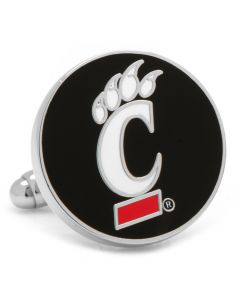 University of Cincinnati Bearcats Cufflinks