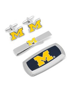 University of Michigan Wolverines 3-Piece Cushion Gift Set