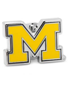 University of Michigan Wolverines Lapel Pin
