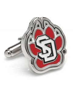 University of South Dakota Cufflinks