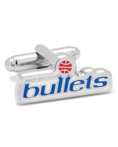 Washington Bullets Cufflinks