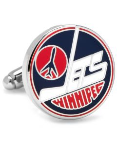 Vintage Winnipeg Jets Cufflinks