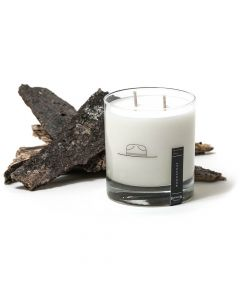 Wood Smoke Candle