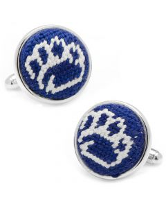 Penn State University Needlepoint Cufflinks
