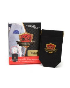 Slim Best Pocket Square Holder