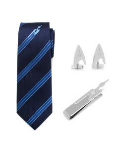 Enterprise 3 Piece Necktie Gift Set