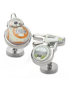 BB-8 and Dio Cufflinks