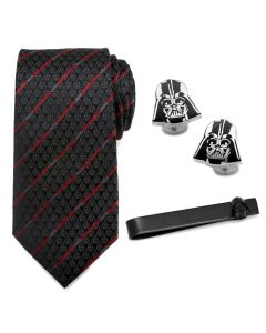 Darth Vader Black Favorites Necktie Gift Set