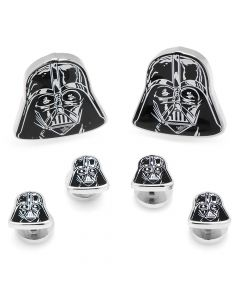 Darth Vader Head Stud Set