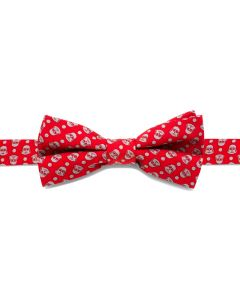 Darth Vader Dot Big Boys' Silk Bow Tie