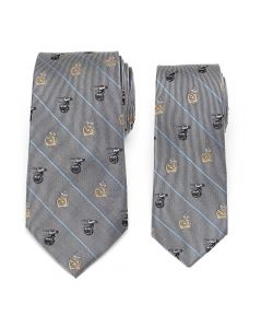 Father and Son BB-8 and Dio Necktie Gift Set