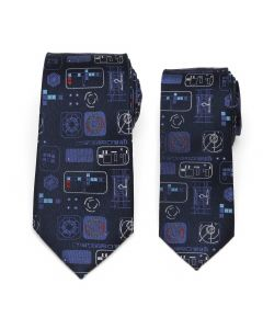 Father and Son Episode 9 Necktie Gift Set