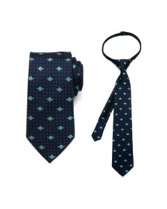 Father and Son Yoda Necktie Gift Set