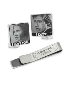I Love You I Know Gift Set