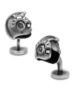 3D Luke Skywalker Helmet Cufflinks