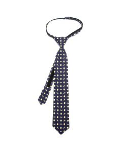 Star Wars Battle Ships Boys' Zipper Silk Tie