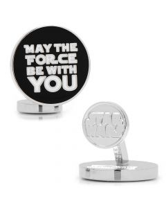 May the Force Be With You Cufflinks