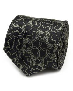 Stormtrooper Green Men's Tie