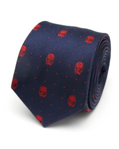 Stormtrooper Navy Kid's Tie