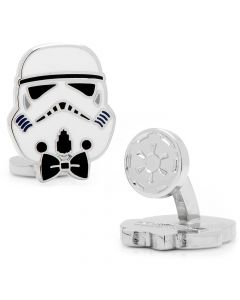 Stylish Stormtrooper Cufflinks