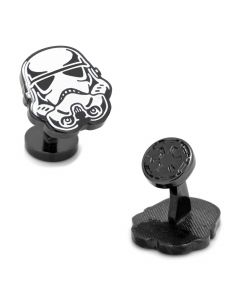 Cufflinks Inc Mens Star Wars/¿ Stormtrooper Cushion Money Clip Officially Licensed SW-STH2-MC