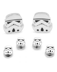 Stormtrooper Head Stud Set