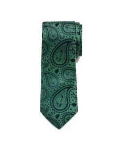 Yoda Paisley Big Boys' Silk Tie