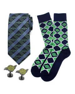 Yoda Green and Navy Gift Set