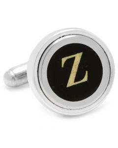 "Typewriter ""Z"" Key Cufflinks"