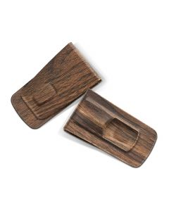 Wood-grain Tightwad Money Clip