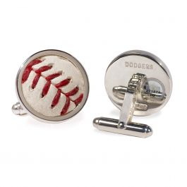 New York Mets Tokens & Icons Game-Used Baseball Cuff Links