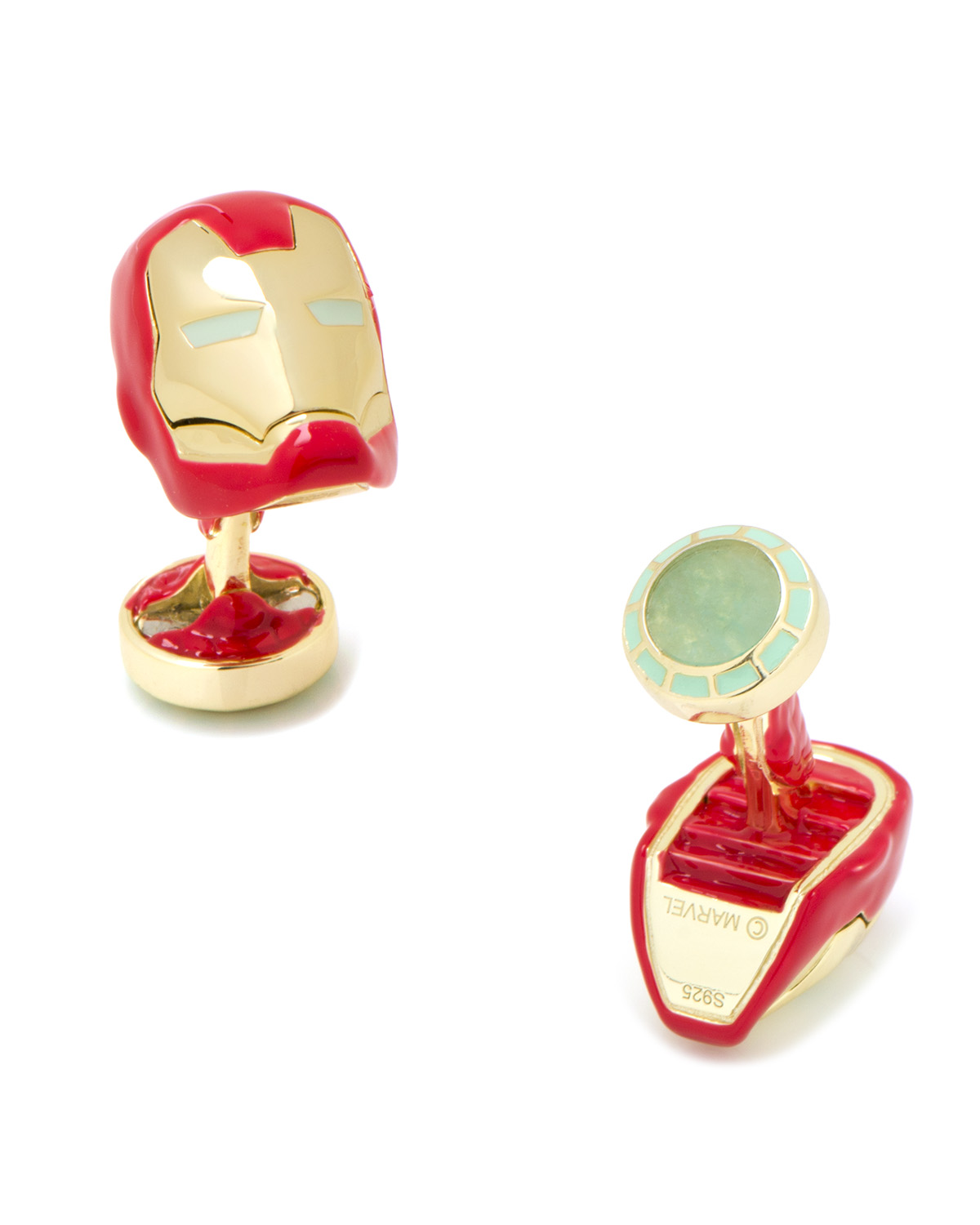 Luxe Ironman Cufflinks