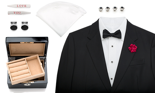 Cufflinks.com Over the Top Date Outfit