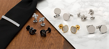 Cufflinks Stud Sets